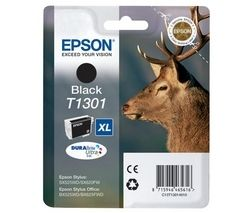EPSON Stag T1301 XL Black Ink Cartridge