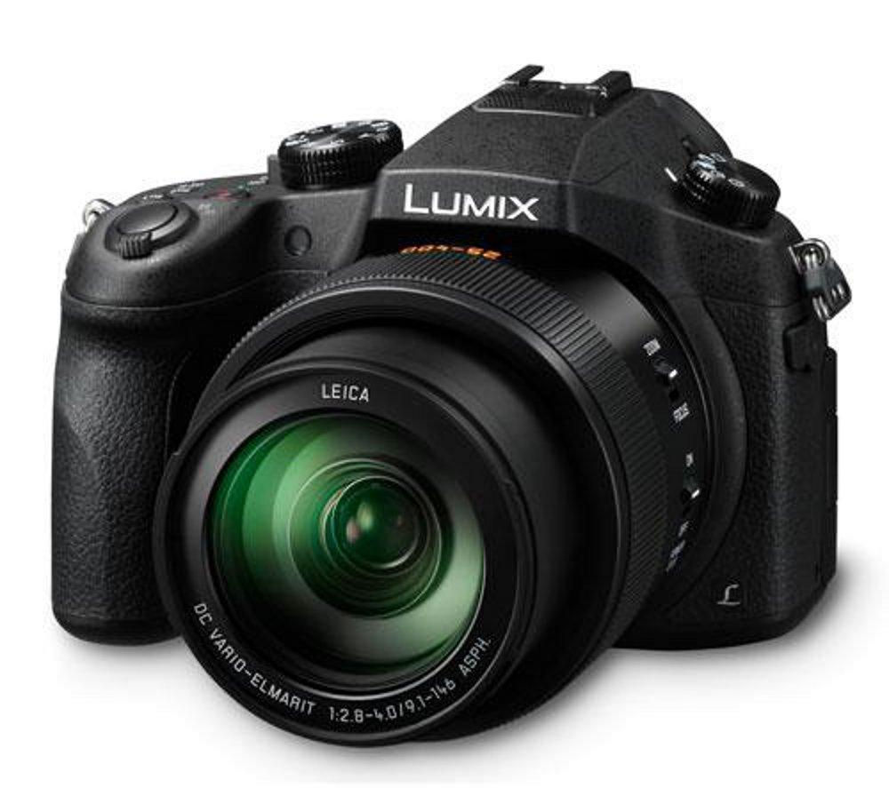 PANASONIC Lumix FZ1000EB High Performance Bridge Camera - Black