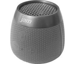 JAM Replay HX-P250GY-EU Portable Bluetooth Wireless Speaker – Grey