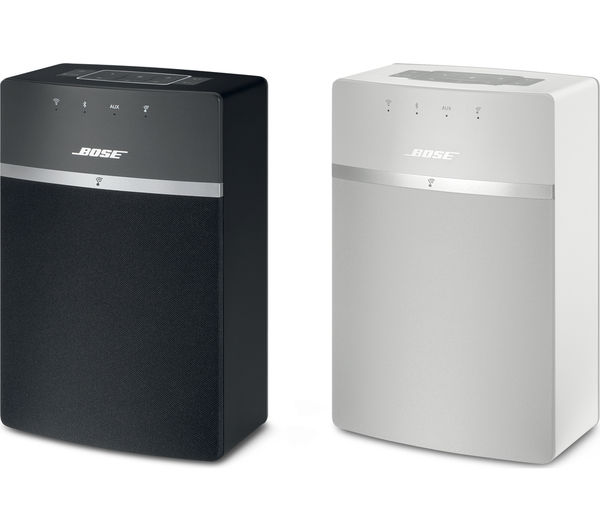 Bose Audio >> Buy BOSE SoundTouch 10 Wireless Multi-Room Speaker | Free Delivery | Currys