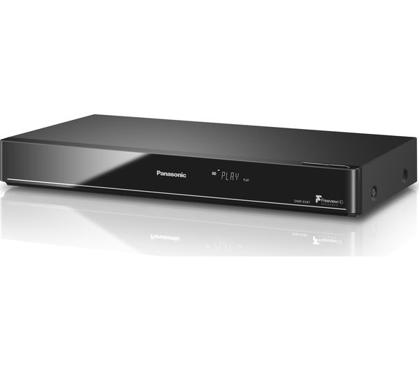 buy panasonic dmr ex97eb k dvd player with freeview hd recorder 500 gb hdd free delivery. Black Bedroom Furniture Sets. Home Design Ideas