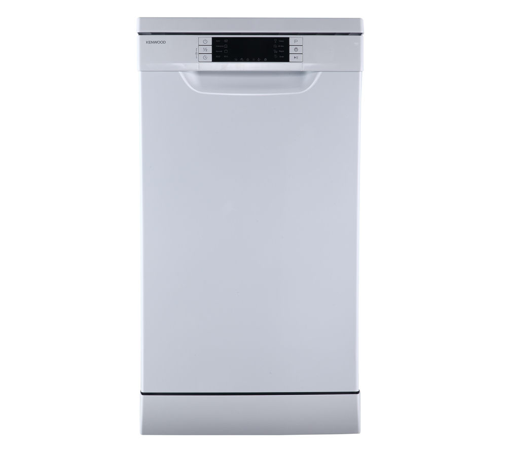 Compare prices for Kenwood KDW45W16 Slimline Dishwasher