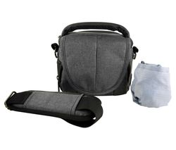 SANDSTROM SCCSC16 Mirrorless Camera Case - Grey