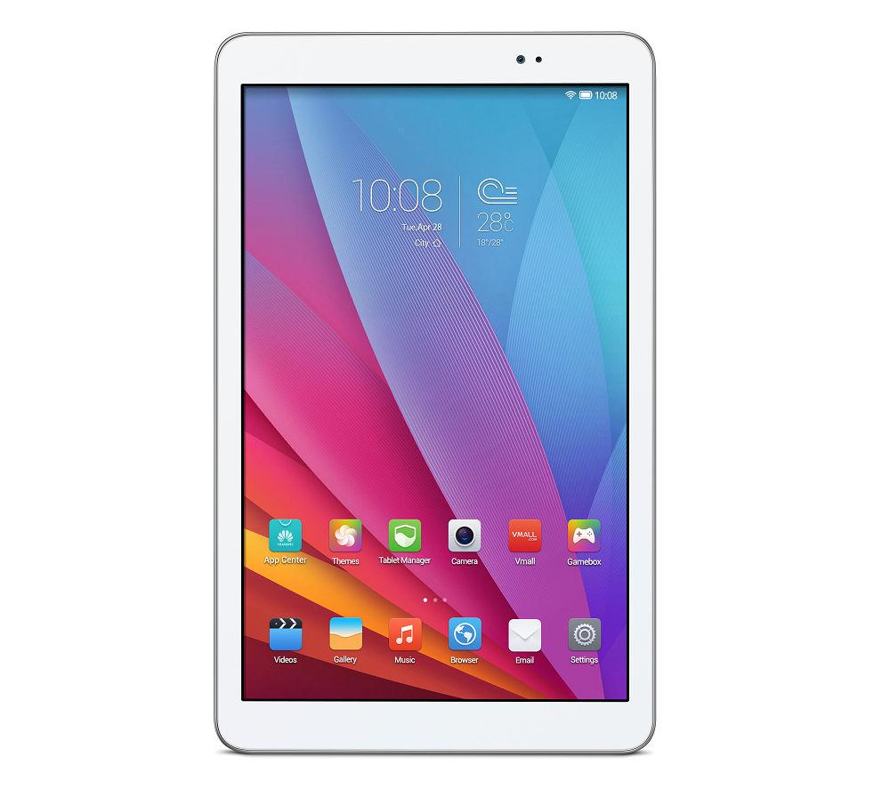 "HUAWEI MediaPad T1 10"" Tablet - 16 GB, Silver"