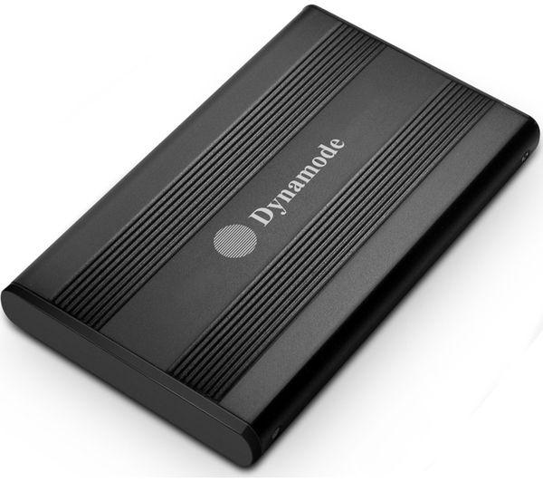 """Image of DYNAMODE 2.5"""" USB 3.0 SATA Hard Drive Enclosure"""