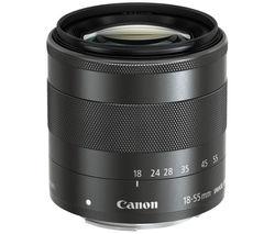 CANON EF-M 18-55 mm f/3.5-5.6 IS STM Standard Zoom Lens