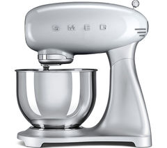 SMEG SMF01SVUK Stand Mixer - Silver