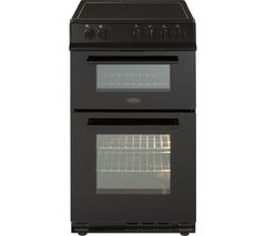 BELLING FS50EDOFC 50 cm Electric Ceramic Cooker - Black
