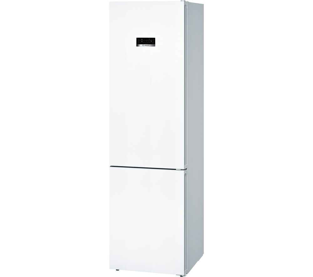 BOSCH KGN39XW36G 70/30 Fridge Freezer - White, White