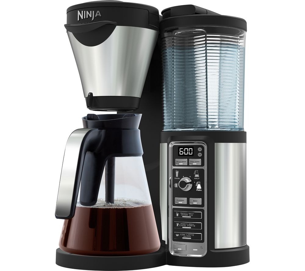 Compare retail prices of Ninja CF060UK Coffee Bar Glass Edition to get the best deal online