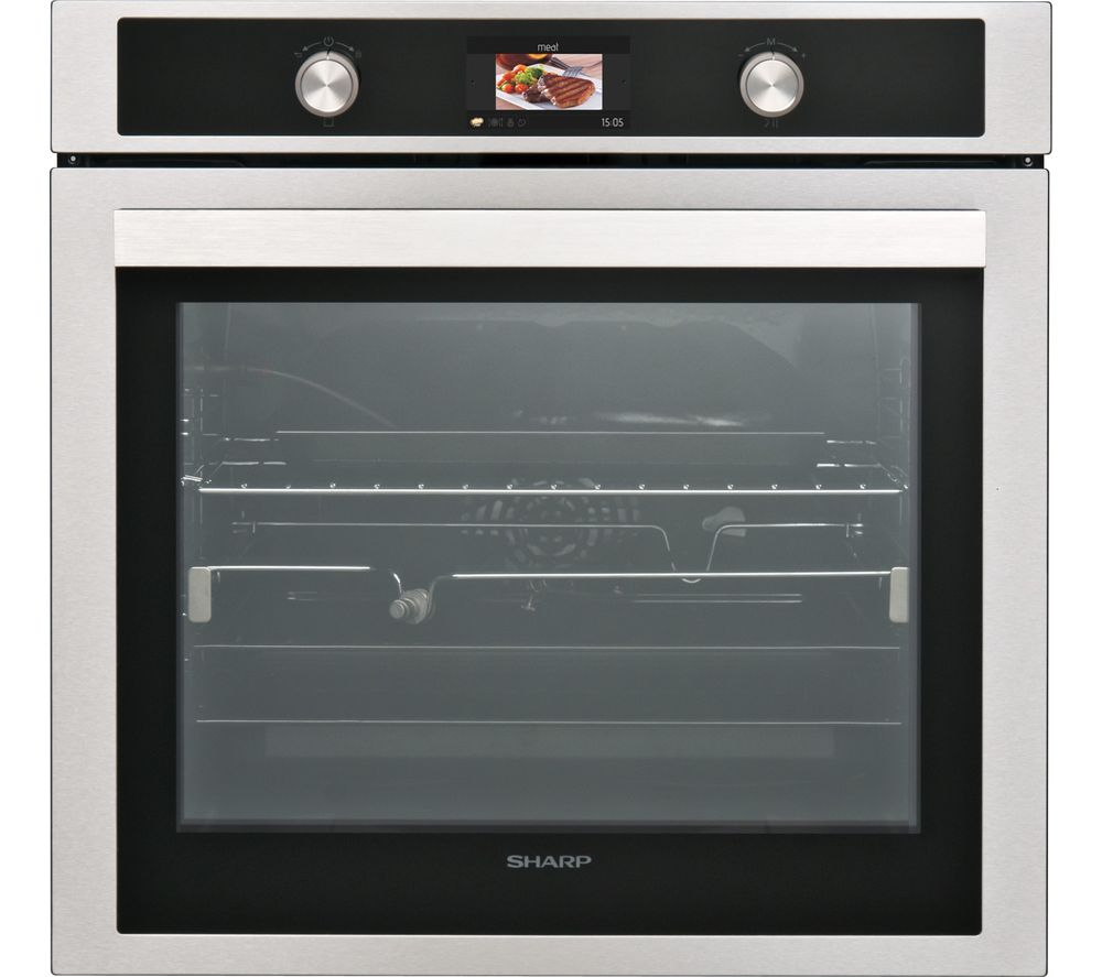 SHARP KS-70S50ISS Electric Oven - Stainless Steel