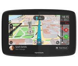 "TOMTOM GO 620 Car 6"" Sat Nav with Worldwide Maps"
