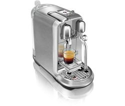 NESPRESSO by Sage Creatista Plus BNE800BSS Coffee Machine - Stainless Steel