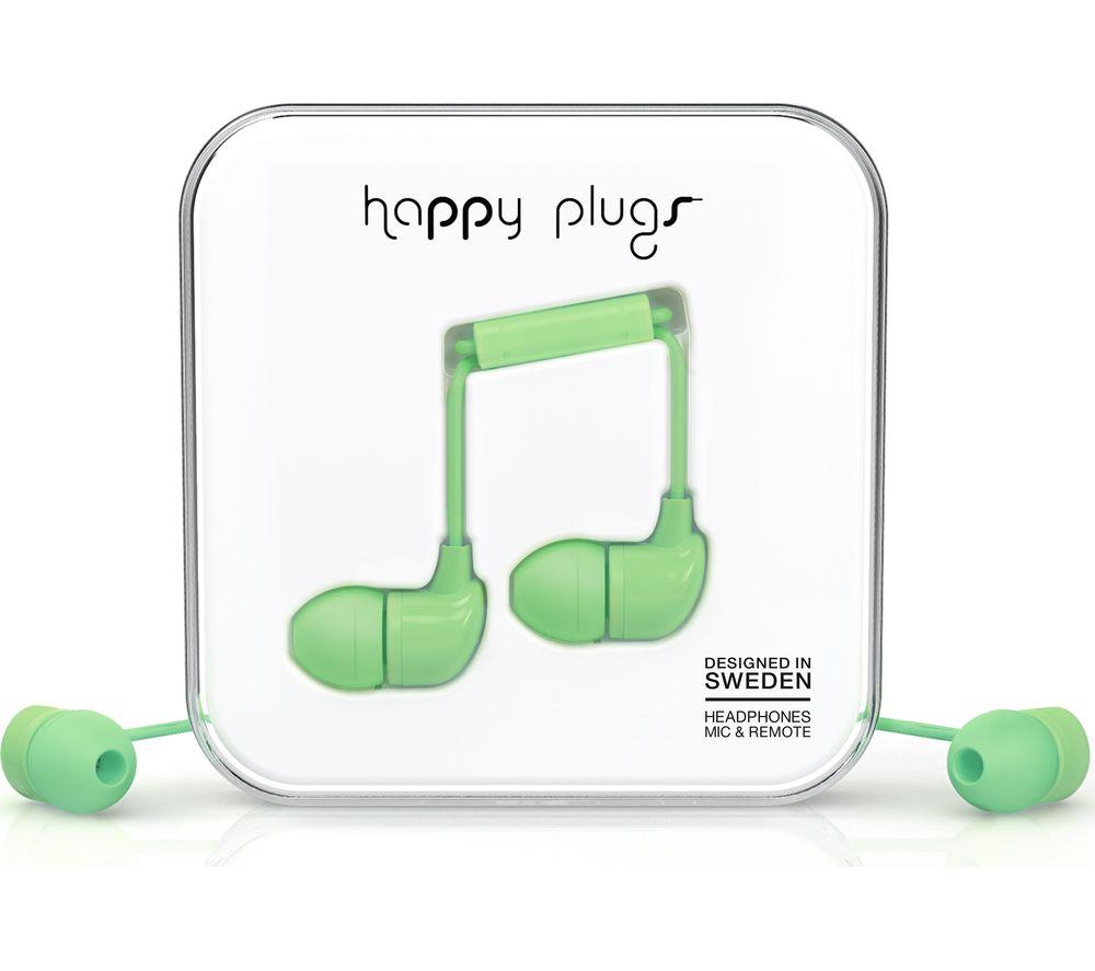 HAPPY PLUGS HP7715 Headphones - Mint