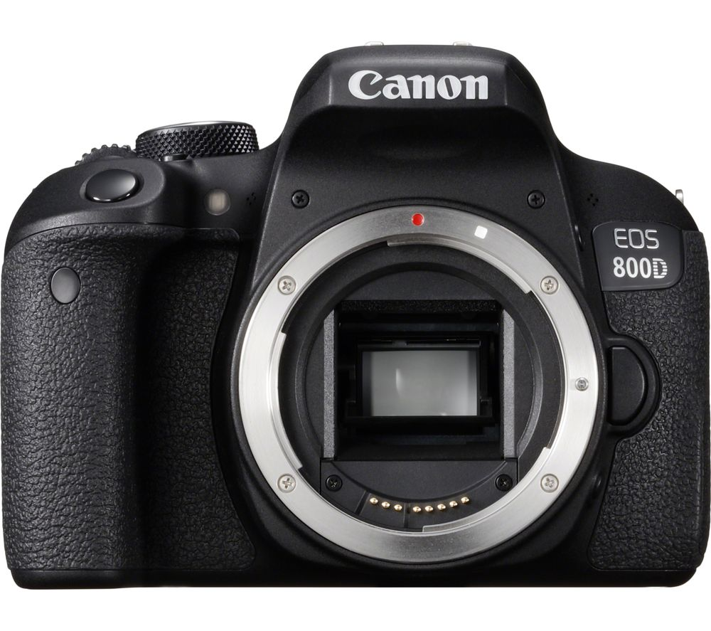 Compare prices for Canon EOS 800D DSLR Camera - Body Only