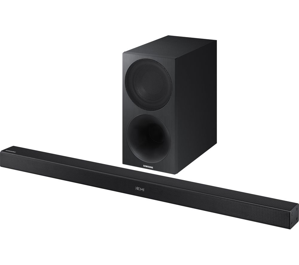SAMSUNG HW-M460 2.1 Wireless Sound Bar