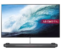 "LG Signature OLED65W7V 65"" Smart 4K Wallpaper OLED TV"