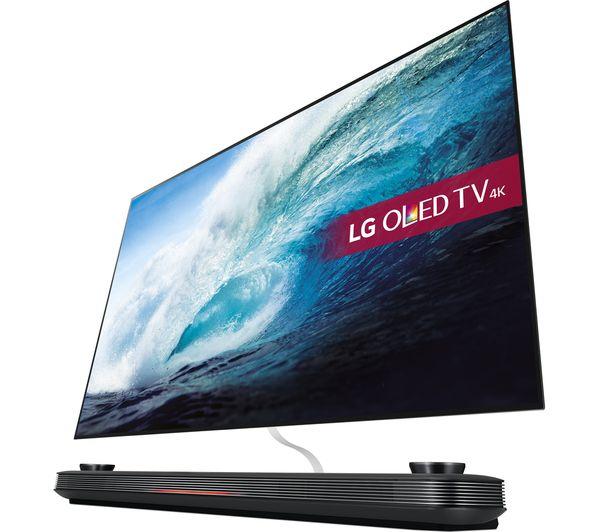 buy lg signature oled65w7v 65 smart 4k wallpaper oled tv. Black Bedroom Furniture Sets. Home Design Ideas