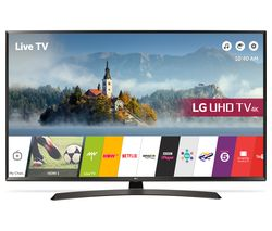 "LG 43UJ634V 43"" Smart 4K Ultra HD HDR LED TV"
