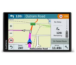 "GARMIN DriveSmart 61 LMT-D 6.95"" Sat Nav - Full Europe Maps"