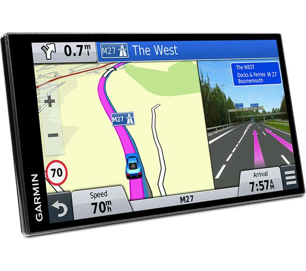 buy garmin drivesmart 61 lmt d sat nav full europe