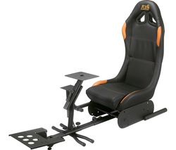 ARSFBA0117 Gaming Chair - Black & Orange