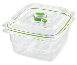 FOODSAVER Fresh 1.2-litre Container - Clear