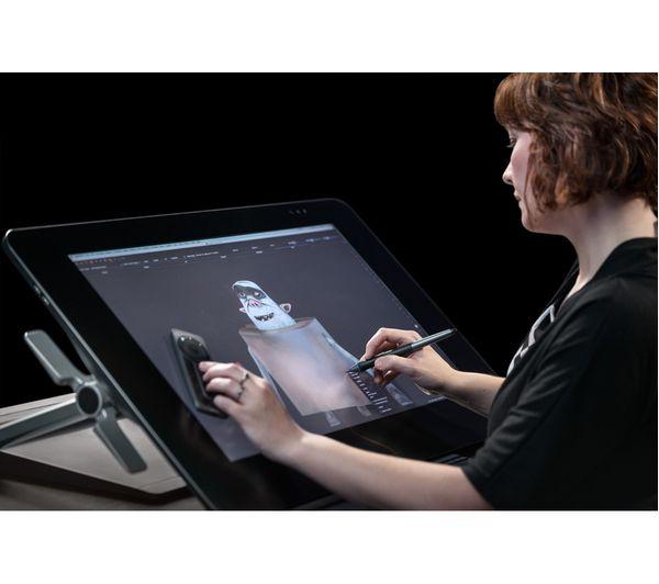 """WACOM Cintiq 27QHD Pen & Touch 27"""" Graphics Tablet Deals"""
