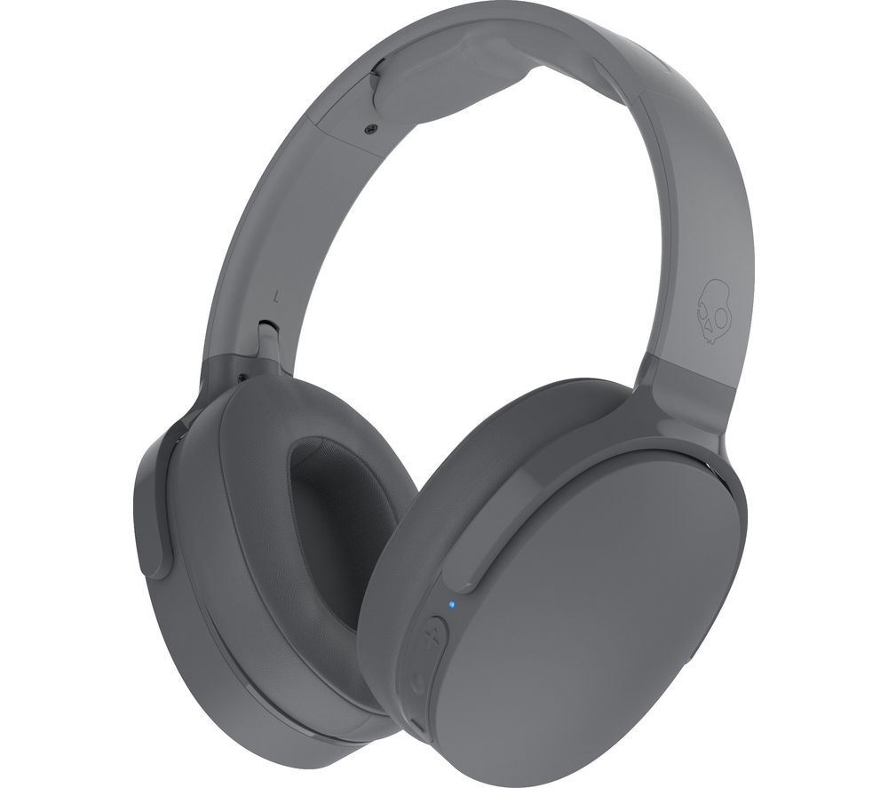 SKULLCANDY Hesh 3 Wireless Bluetooth Headphones - Grey