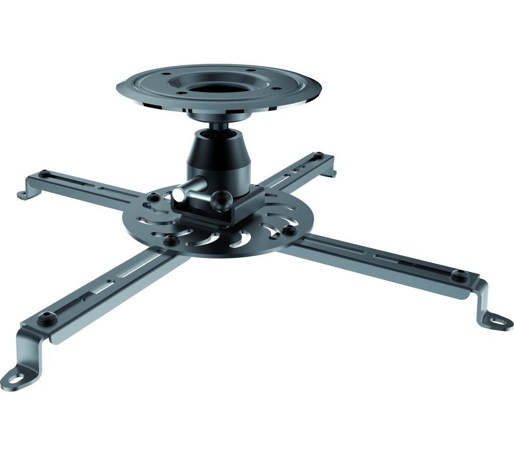 Image of TECHLINK 402123 Tilt & Swivel Projector Ceiling Mount