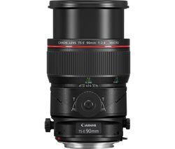 TS-E 90 mm f/2.8 MACRO Tilt-shift Lens