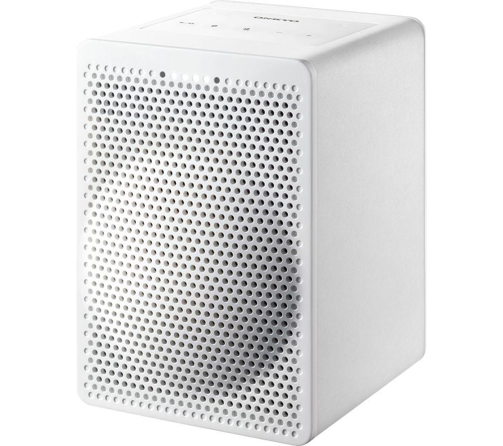 ONKYO G3 Wireless Smart Sound Speaker - White
