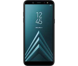 SAMSUNG Galaxy A6 - 32 GB, Black