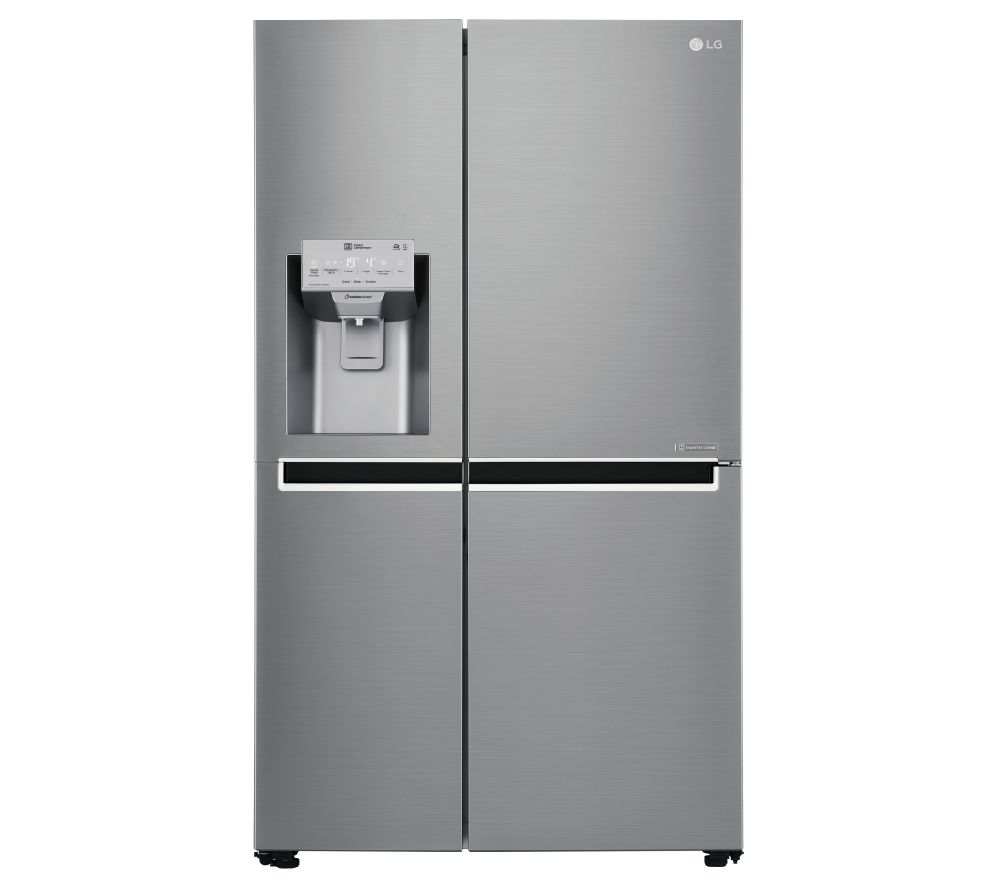 LG GSL960PZBV American-Style Smart Fridge Freezer - Steel