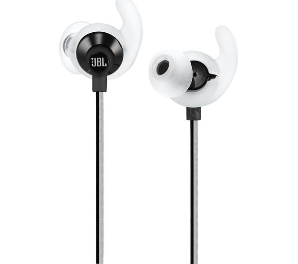543e62d12a0 Buy JBL Reflect Fit Wireless Bluetooth Headphones - Black   Free ...