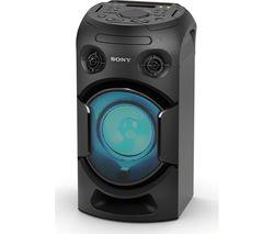 SONY MHC-V21D Bluetooth Megasound Party Speaker - Black