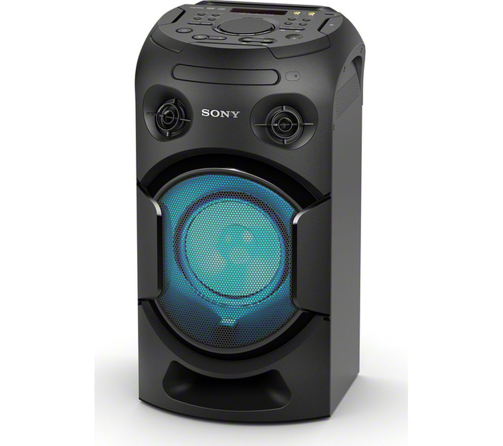 SONY MHC-V21D Bluetooth Megasound Party Speaker specs