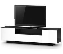 SONOROUS LBA1830-GWHT 1800 mm TV Stand - White