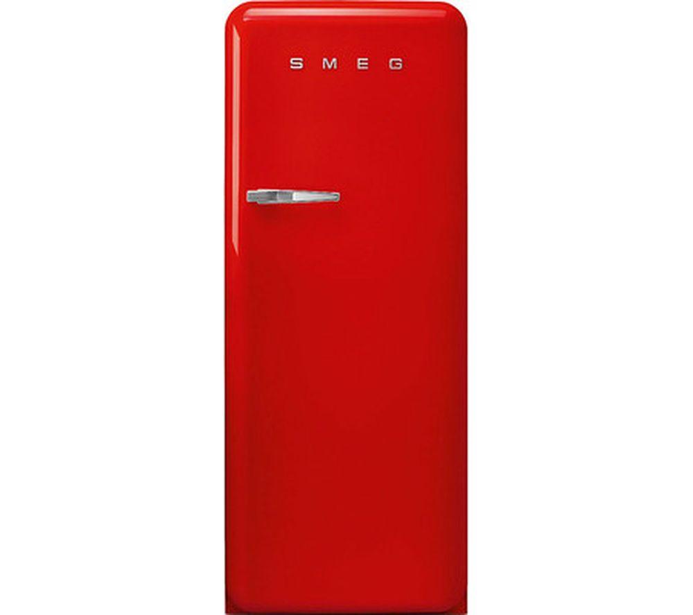 SMEG FAB28RRD3UK Tall Fridge - Red