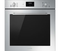 SMEG Cucina SF6400TVX Electric Oven - Stainless Steel