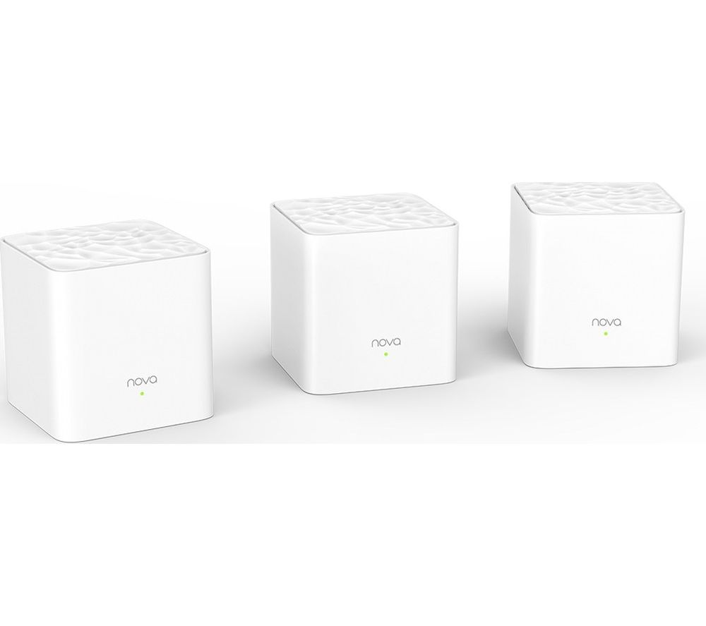 TENDA Nova MW3 Whole Home WiFi System - Triple Pack