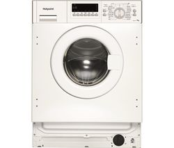 HOTPOINT HWMG 743 Integrated 7 kg 1400 Spin Washing Machine