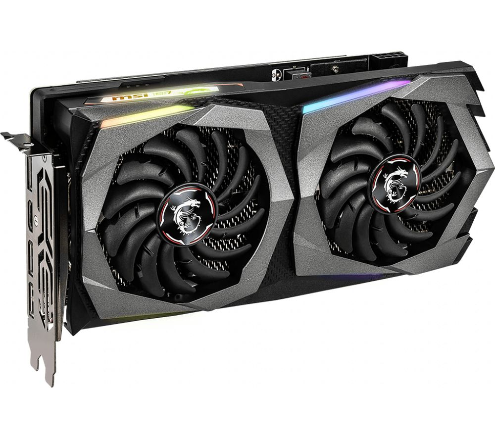 MSI GeForce RTX 2060 6 GB GAMING Z Graphics Card