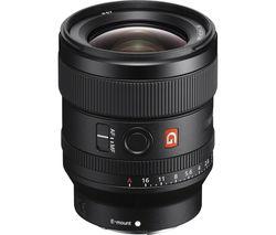 SONY FE 24 mm f/1.4 GM Standard Prime Lens