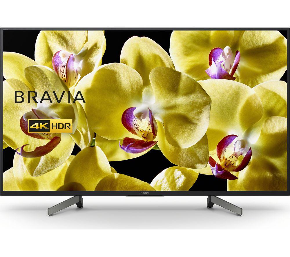 "SONY BRAVIA KD43XG8096BU 43"" Smart 4K Ultra HD HDR LED TV with Google Assistant"
