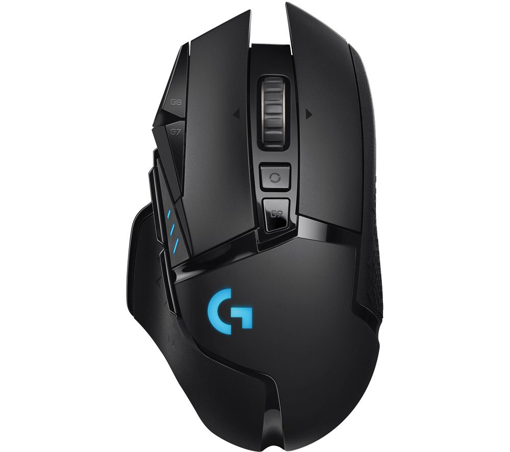 Image of LOGITECH G502 LIGHTSPEED Wireless Optical Gaming Mouse