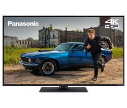 "PANASONIC TX-43GX555B 43"" Smart 4K Ultra HD HDR LED TV"