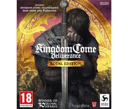 XBOX ONE Kingdom Come: Deliverance - Royal Edition