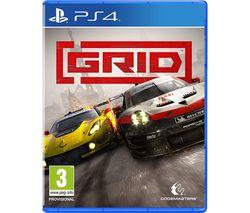 PS4 GRID