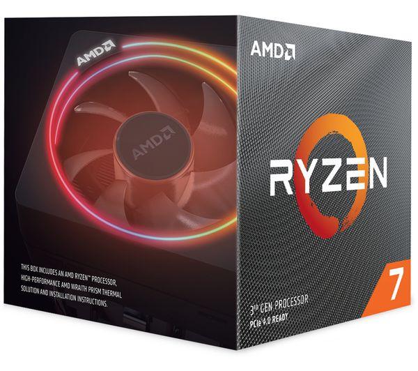 Image of AMD Ryzen 7 3800X Processor